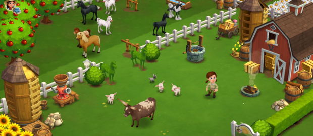Farmville 2 News
