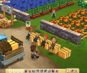 Farmville 2 Screenshots