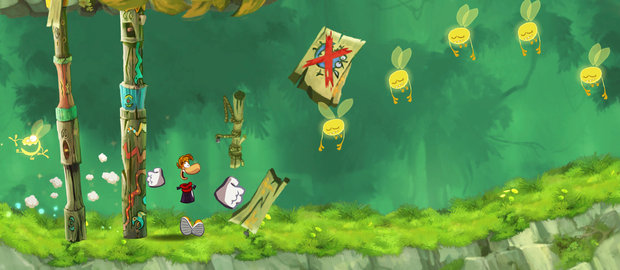 Rayman Jungle Run News