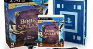 Wonderbook coming to PS3 in November, from $40-80