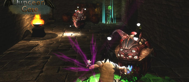 Dungeon Gate News