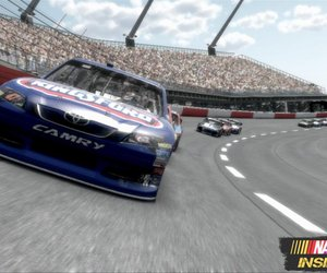 NASCAR The Game: Inside Line Chat