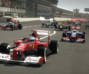 F1 2012 Chat
