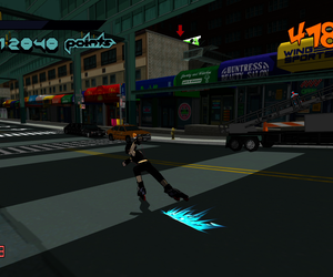 Jet Set Radio Screenshots