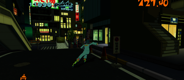 Jet Set Radio News