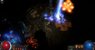 ARPG Path of Exile open beta this weekend