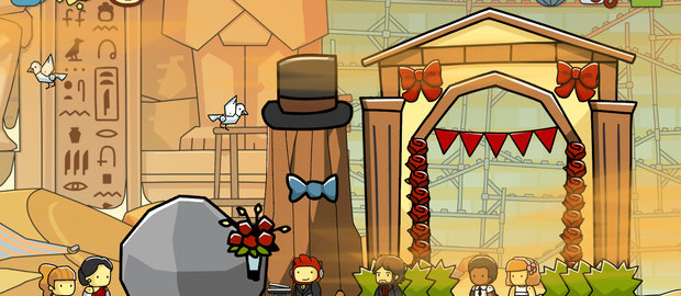 Scribblenauts Unlimited News