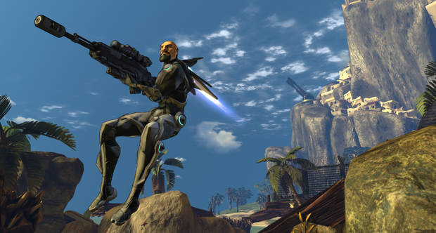 Firefall PAX Prime 2012 screenshots