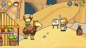 Scribblenauts Unlimited Screenshot from Shacknews