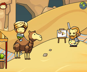 Scribblenauts Unlimited Videos