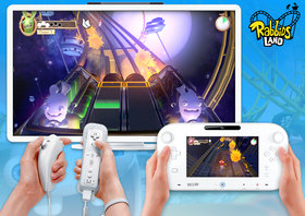 Rabbids Land Screenshot from Shacknews