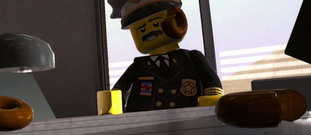 LEGO City Undercover News