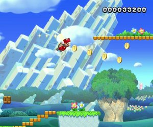 New Super Mario Bros. U Videos