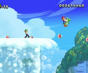 New Super Mario Bros. U Files