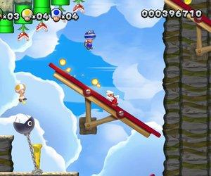 New Super Mario Bros. U Chat