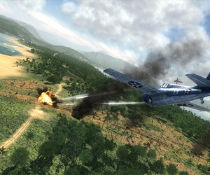 Air Conflicts: Pacific Carriers Screenshots