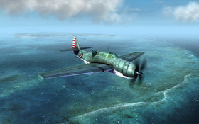 Air Conflicts: Pacific Carriers Screenshot from Shacknews