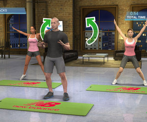 Harley Pasternak's Hollywood Workout Screenshots