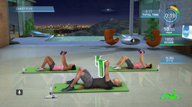 Harley Pasternak's Hollywood Workout Screenshot from Shacknews