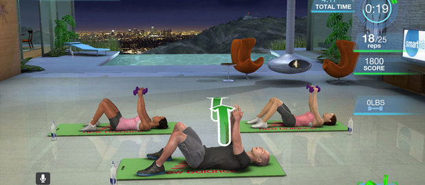 Harley Pasternak's Hollywood Workout News