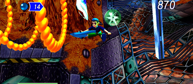 NiGHTS into Dreams News