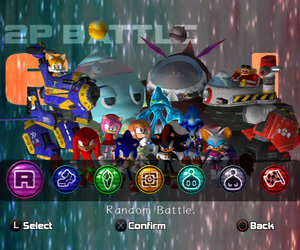 Sonic Adventure 2 Chat