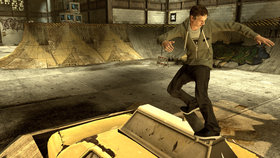 Tony Hawk's Pro Skater HD Screenshot from Shacknews