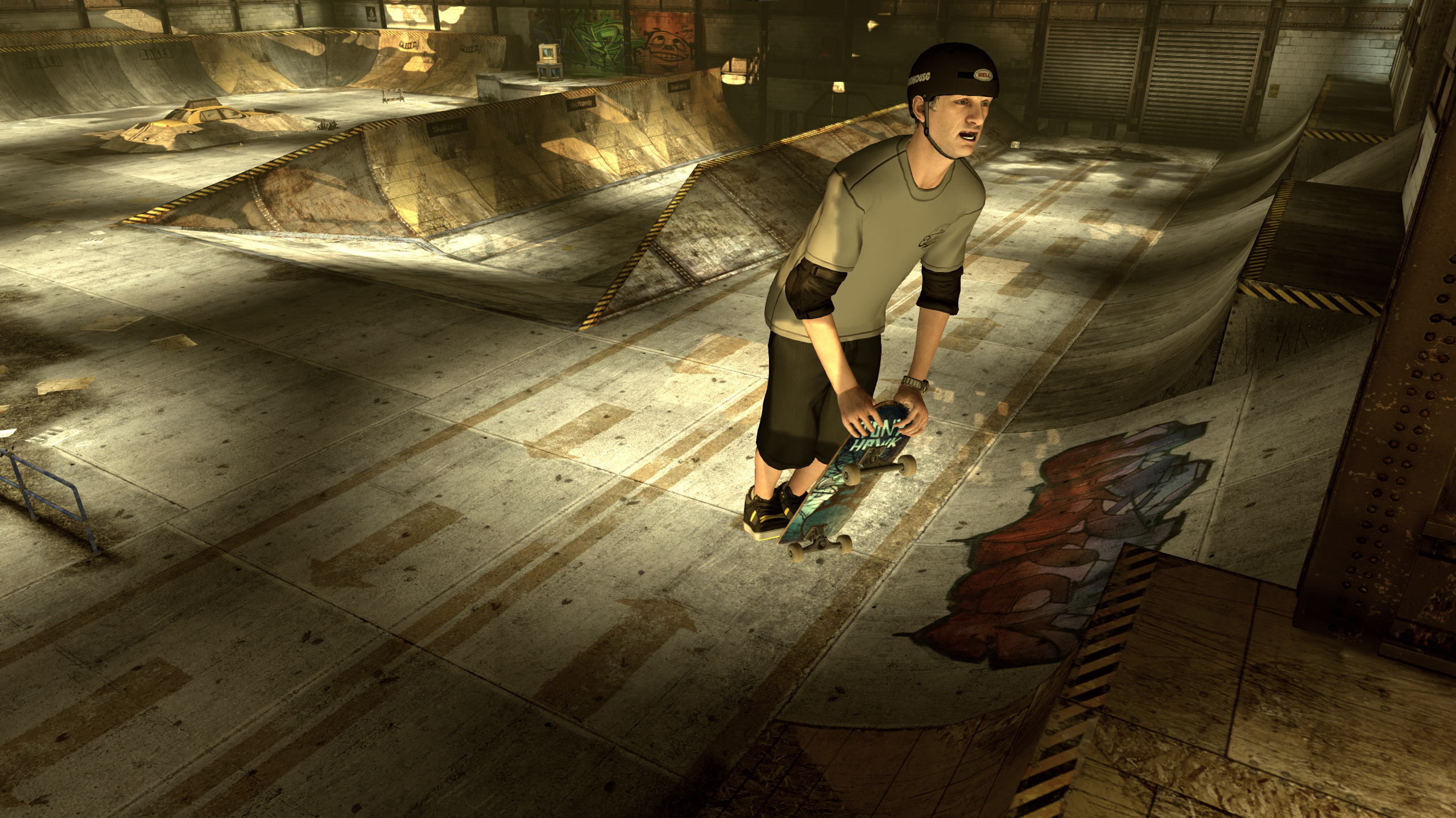 Tony hawk series video game news for Serie warehouse