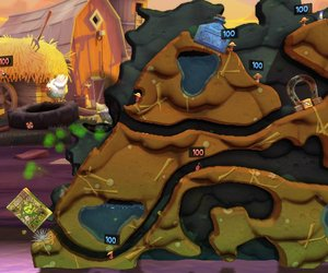 Worms Revolution Screenshots