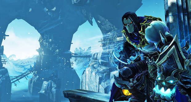 Darksiders II Argul's Tomb DLC screenshot