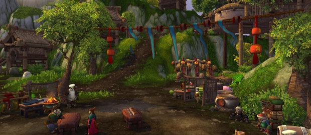 World of Warcraft: Mists of Pandaria News