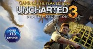 Uncharted 3: Game of the Year Edition coming next week for $40