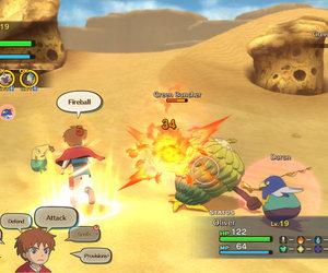 Ni no Kuni: Wrath of the White Witch Screenshots
