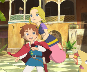 Ni no Kuni: Wrath of the White Witch Files