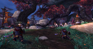 World of Warcraft: Mists of Pandaria Townlong Steppes screenshots