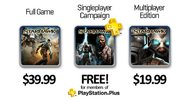 Starhawk single-player free for PlayStation Plus members, multiplayer available for $19.99
