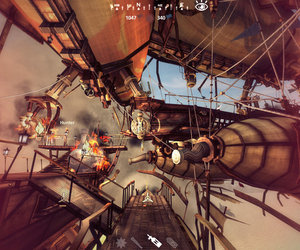 Guns of Icarus Online Screenshots