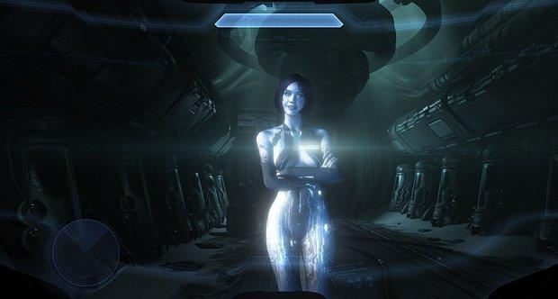 Halo 4 s facial animation system brings cortana to life