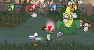Castle Crashers PC screenshots