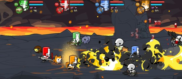 Castle Crashers News