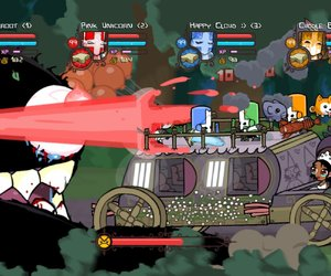 Castle Crashers Chat