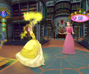 Disney Princess: My Fairytale Adventure Screenshots