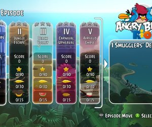 Angry Birds Trilogy Files