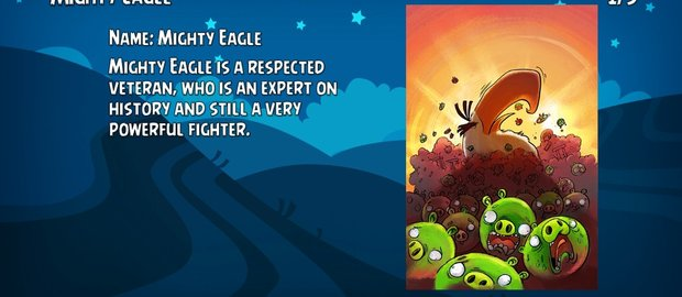 Angry Birds Trilogy News