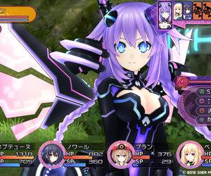 Hyperdimension Neptunia Victory Screenshots