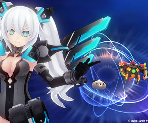 Hyperdimension Neptunia Victory Screenshots