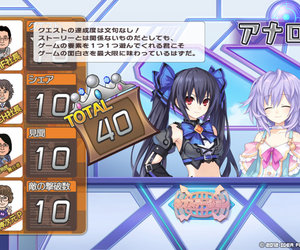 Hyperdimension Neptunia Victory Videos