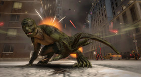 The Amazing Spider-Man Lizard Rampage Pack Screenshot from Shacknews