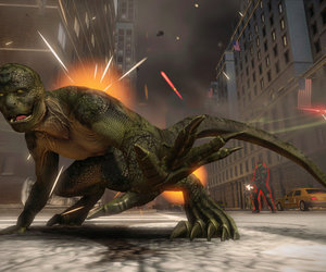 The Amazing Spider-Man Lizard Rampage Pack Screenshots