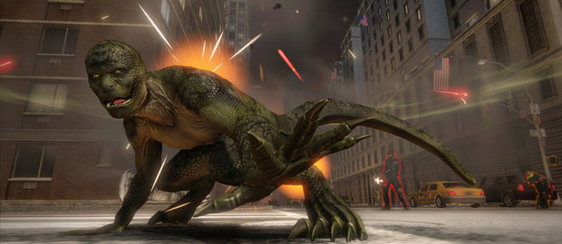 The Amazing Spider-Man Lizard Rampage Pack News